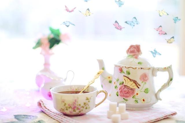 お母さんのためのお茶会